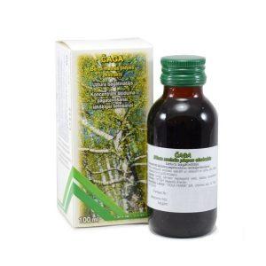 befungin extrakt z brezovej huby čaga