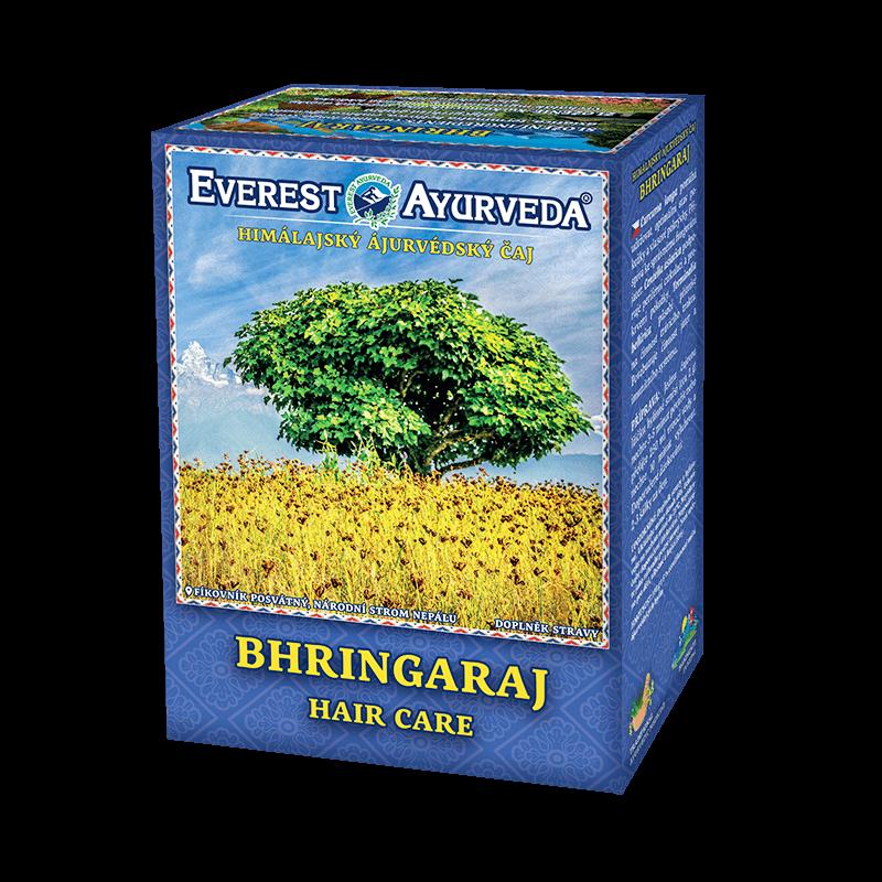 ajurvédsky čaj na rast vlasov