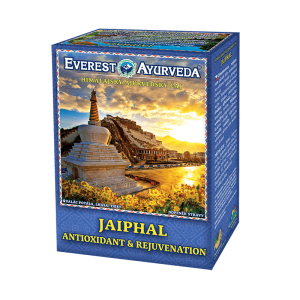 ajurvédsky čaj jaiphal antioxidant proti starnutiu