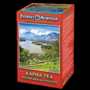 ajurvédsky čaj kapha na povzbudenie a vitalitu