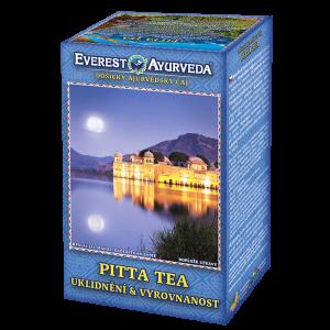 ajurvédsky čaj pitta na ukľudnenie a vyrovnanosť