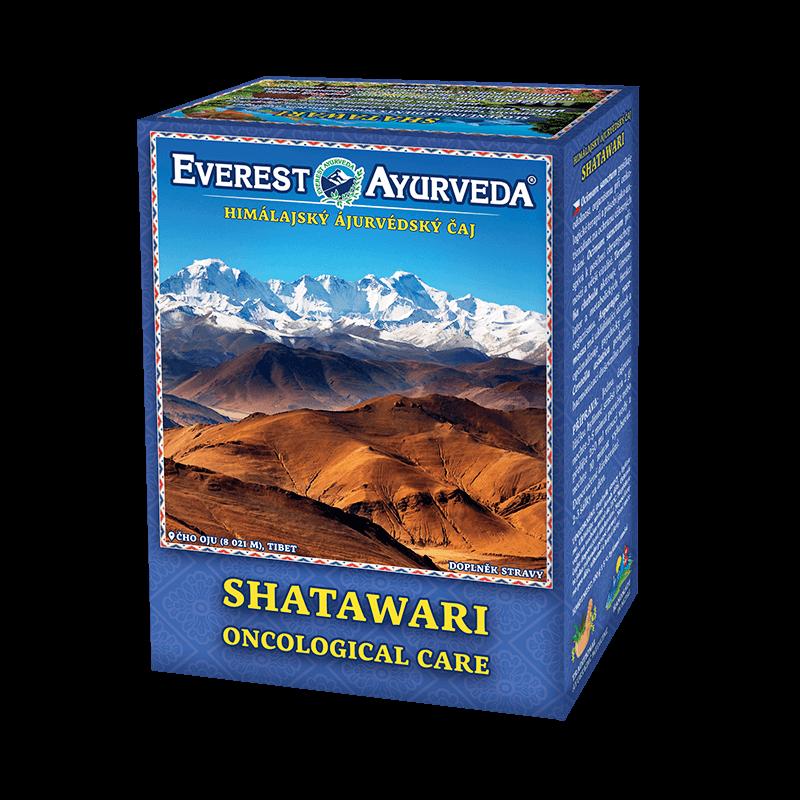 ajurvédsky čaj shatawari na onkologickú starostlivosť