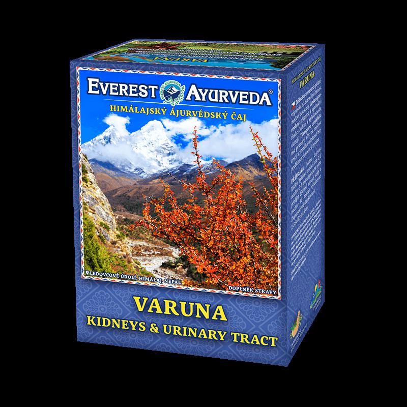 ajurvédsky čaj varuna na obličky a močové cesty